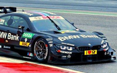 Болид BMW M4 DTM получил новый мотор