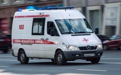 Мальчик попал под машину в Кронштадте