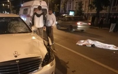 Пьяный водитель насмерть сбил женщину в Воронеже