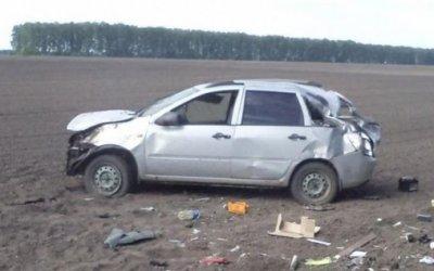 В ДТП под Орлом погиб водитель «Калины»