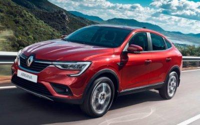 Цену на эксклюзивную спецверсию Renault Arkana объявили раньше, чем на базовую версию