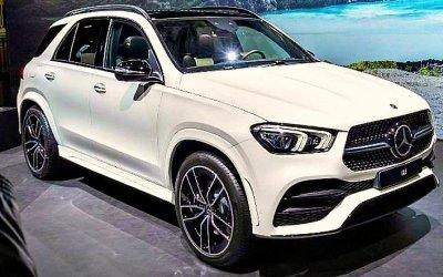 Mercedes-Benz рассекретил свой новый кроссовер