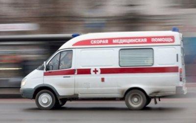 На Невском мотоцикл сбил женщину