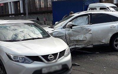 Девочка пострадала в ДТП с маршруткой в Брянске