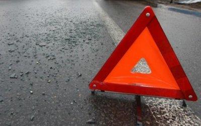 Мальчик пострадал в ДТП с опрокинувшейся машиной в Омске