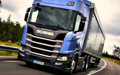 В России снизились продажи грузовиков