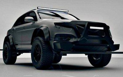 Bentley Bentayga: к постапокалипсису готов!
