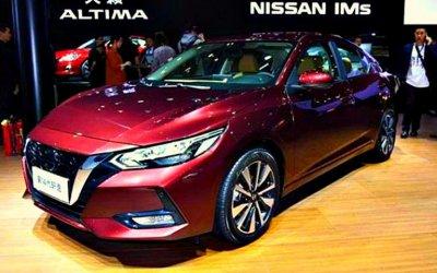 В июле будет показан новый Nissan Sylphy