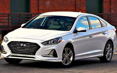 Hyundai поднял цены наседан Sonata