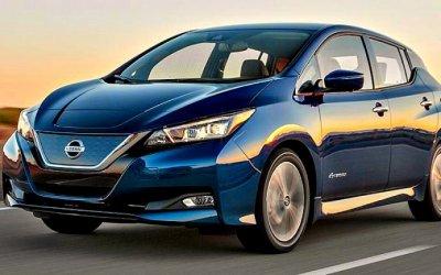 ВРоссии выросли продажи электромобилей спробегом