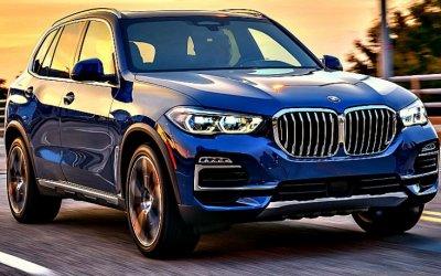 Представлены новые версии BMW X5 иBMW X7