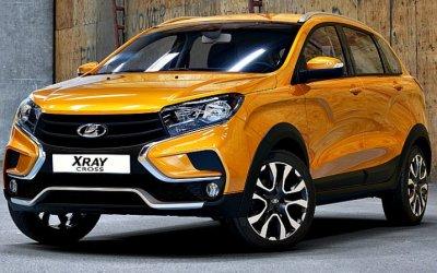 Объявлен экстренный отзыв Lada Xray Cross