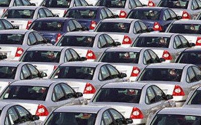 В России покупают больше всего автомобилей в Подмосковье и  Красноярске