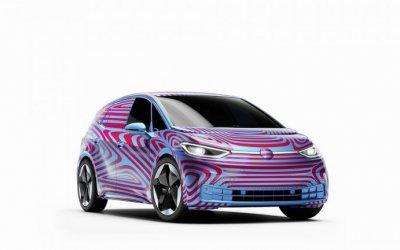 Будущее уже наступило – Volkswagen ID.3