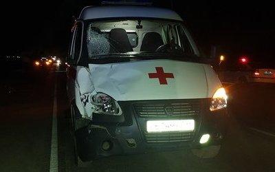 В Свердловской области «скорая» насмерть сбила пешехода