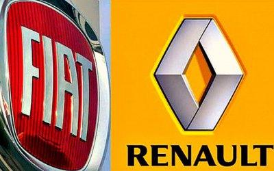 Renault иFCA обсуждают возможное слияние