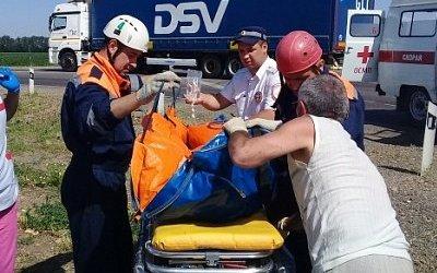 6-летний ребенок пострадал в ДТП в Кореновском районе
