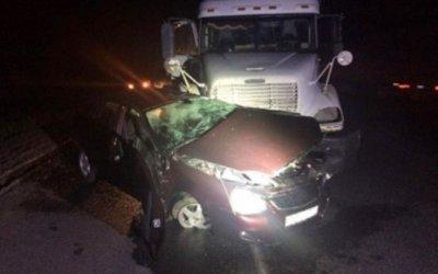 В ДТП в Сызранском районе погиб человек