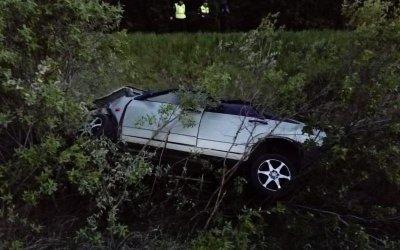 В Зауралье водитель сбежал с места ДТП, оставив подростка умирать в машине