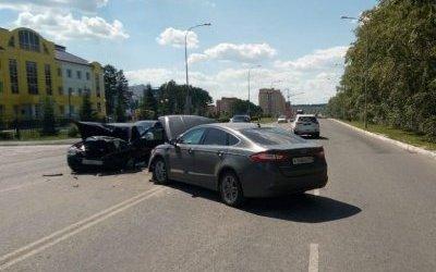 Два человека пострадали в ДТП в Саранске