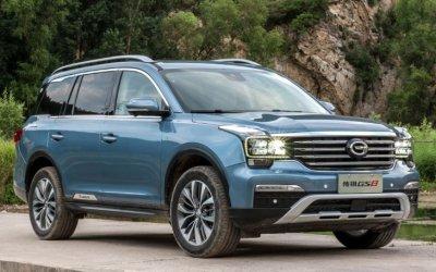 Китайская компания GAC начнет продажи в России со своей копии Toyota Land Cruiser Prado