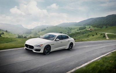 Роскошь соблазнительна: 2 000 000 рублей на новый Maserati.
