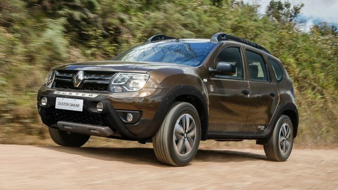 1 Renault Duster