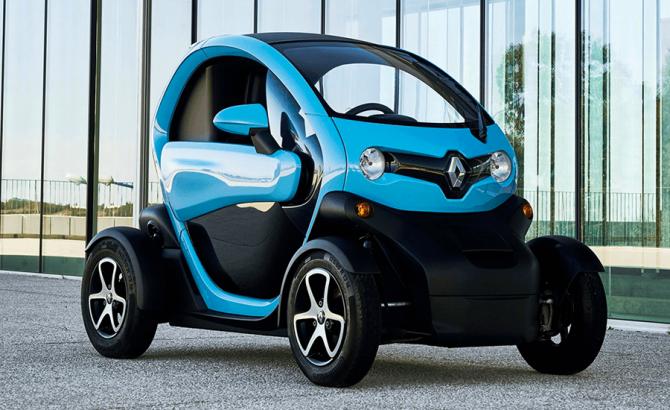 4 Renault Twizy
