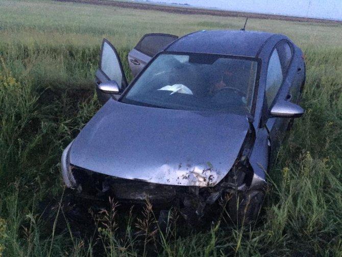 Две женщины погибли в ДТП под Омском (3)