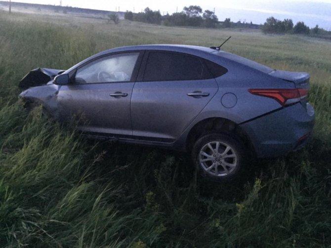 Две женщины погибли в ДТП под Омском (1)