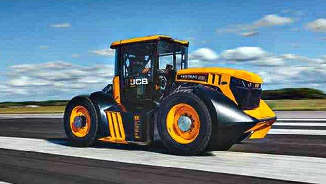 и трактор рекорд 2