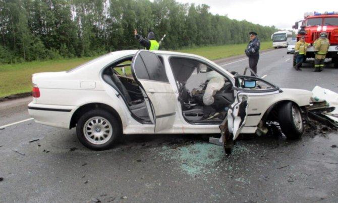 Молодые родители погибли в ДТП в Мордовии (2)
