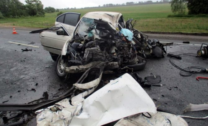 Молодые родители погибли в ДТП в Мордовии (1)