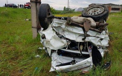 Три человека погибли в ДТП в Свердловской области