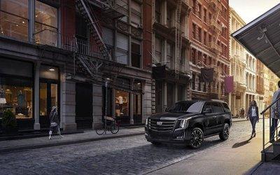 Уникальная версия Cadillac Escalade в «Авилон»