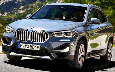 Представлен обновлённый BMW X1