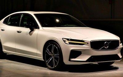 Новый Volvo S60: известны российские цены