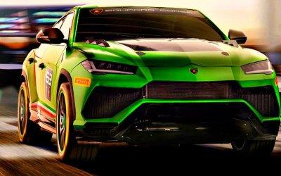 «Заряженный» Lamborghini Urus: кое-что стало известно