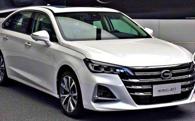 Представлено новое поколение седана Trumpchi GA6