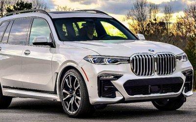 «Автотор» начал сборку BMW X7