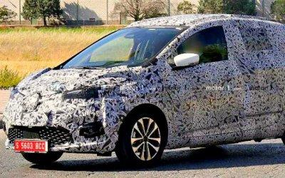 ВоФранции тестируется обновлённый Renault Zoe
