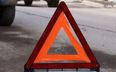 5-месячный ребенок пострадал в ДТП в Омске