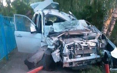 19-летняя девушка погибла в ДТП в Башкирии