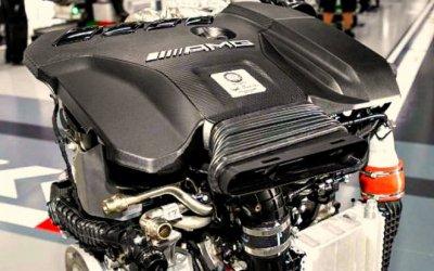ВMercedes-AMG сделан самый мощный вмире 4-цилиндровый мотор