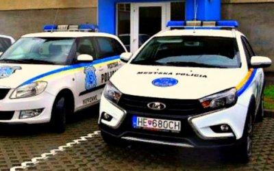 ВСловакии появилась полицейская Lada Vesta