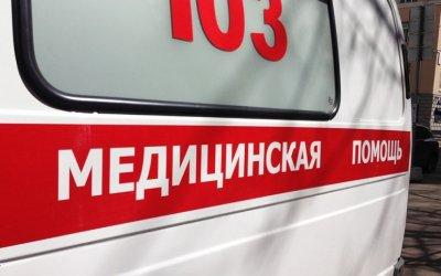 В Торжке в ДТП пострадал мотоциклист