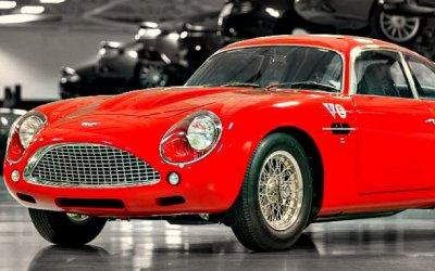 Aston Martin построил партию винтажных спорткаров