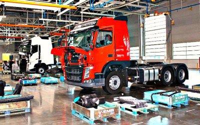 Volvo увеличит мощности своего завода вКалуге