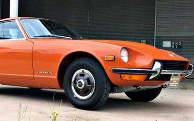На одном из аукционов был продан редкий японский спорткар