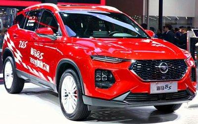 Нарынок выходит клон Hyundai Santa Fe